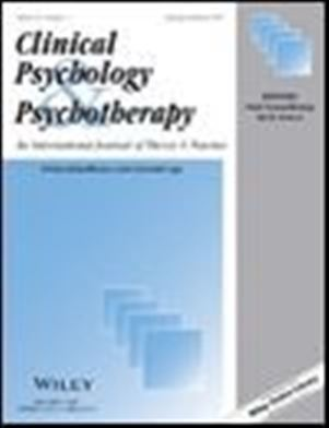 Clinical Psychology and Psychotherapy
