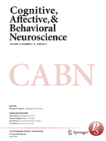 Cogintive affective and behavioral Neuroscience journal