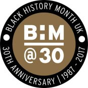 Black History Month 30 logo