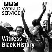 Witness Black History podcast logo