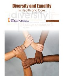 Diversity and Equality in Health and Care journal cover