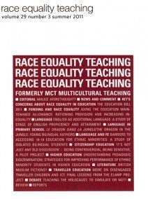 Race Equality Teaching