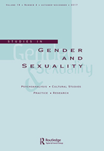 Studies in Gender and Sexuality journal