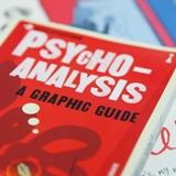 Psychoanalysis A Graphic Guide book cover