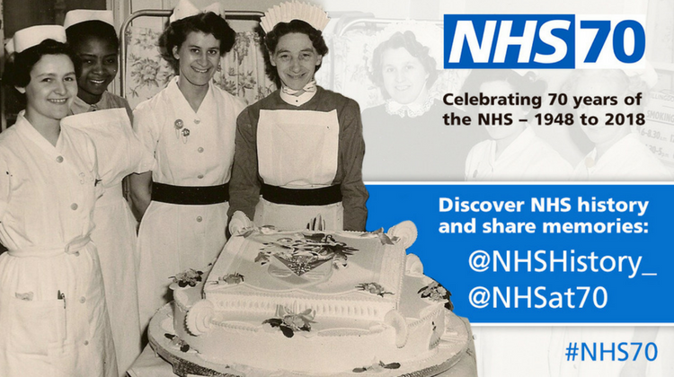 Discover NHS histories by NHS 70