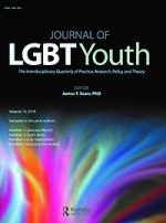 LGBT Youth journal cover