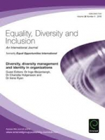 Equality Diversity and Inclusion journal