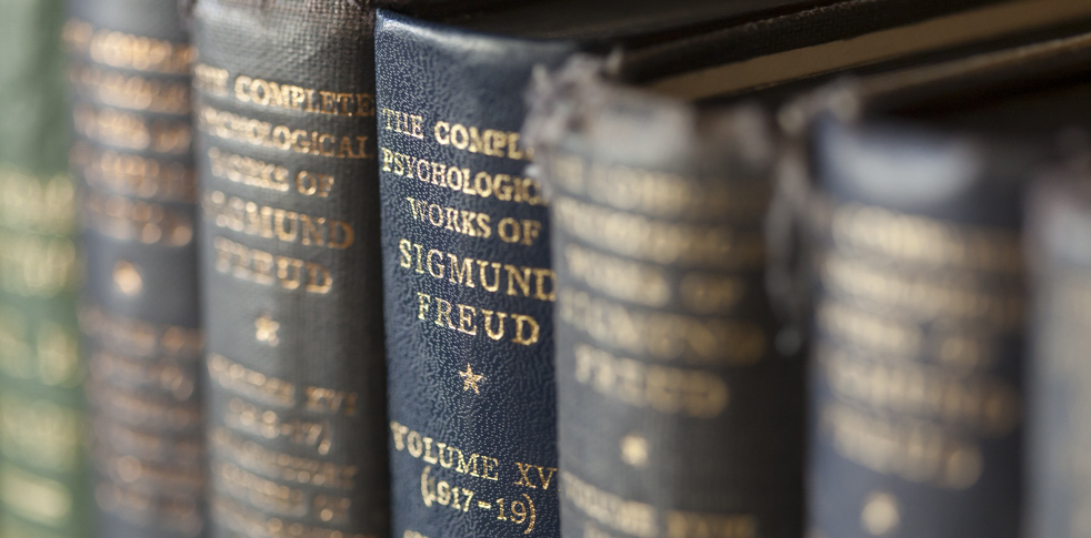 Volumes of Sigmund Freud's Complete Works