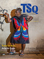 Transgender Studies Quarterly journal cover