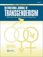 International Journal of Transgenderism cover