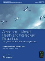 Advances in Mental Health and Intellectual Disabilities