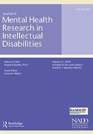 Journal of Mental Health Research in Intellectual Disabilities