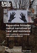 Race and Class Reparative Histories special issue cover