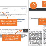 How to download and print PDFs with Guilford Journals