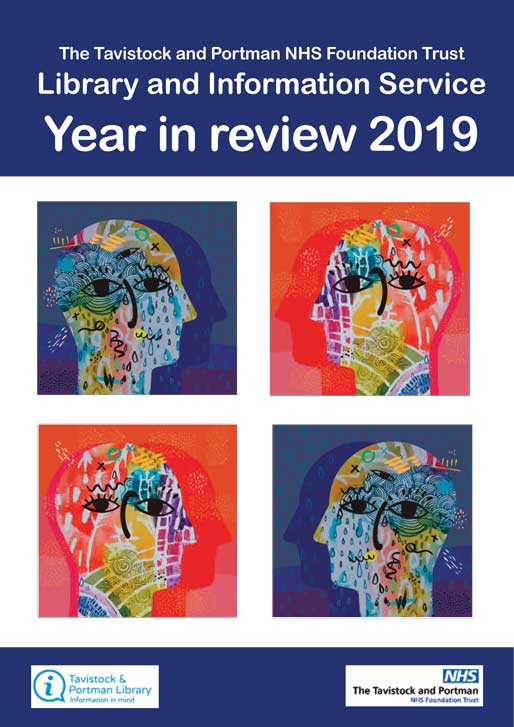 Library Year in Review document cover