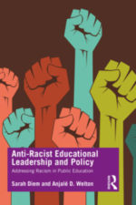Anti-Racist Educational Leadership and Policy book cover