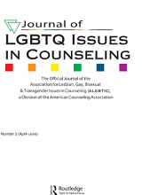 LGBTQ Issues in Counseling journal
