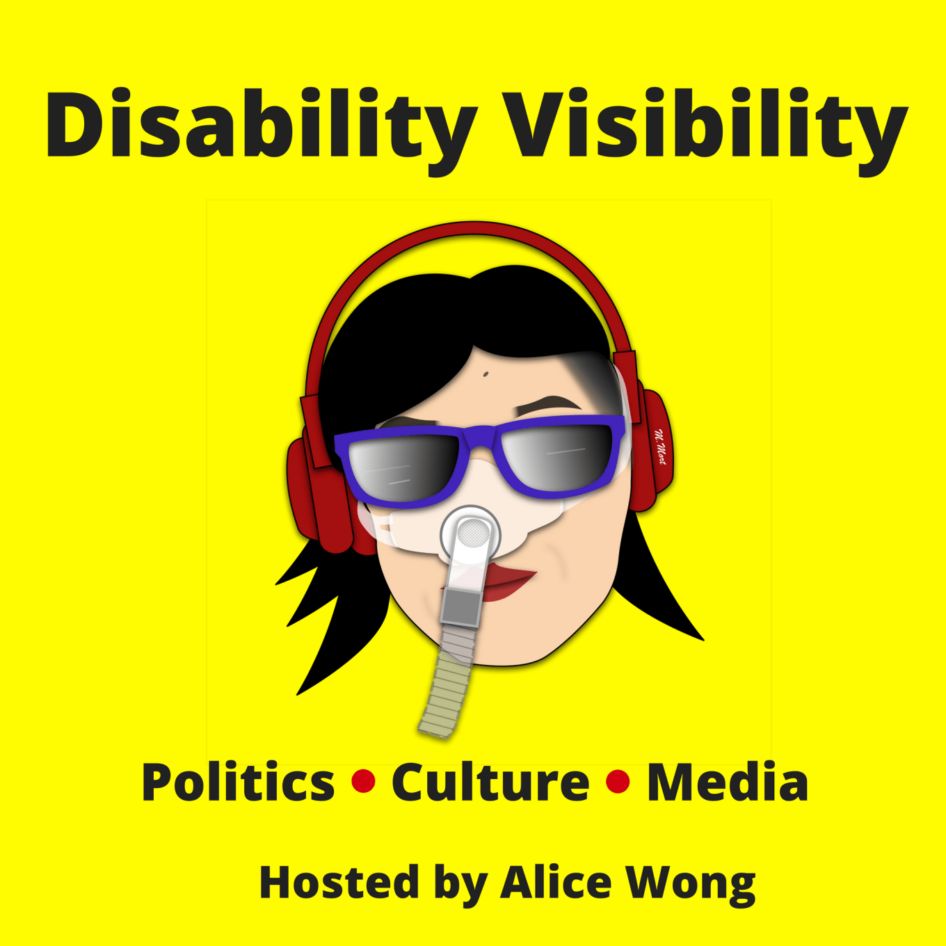 Disability visibility podcast